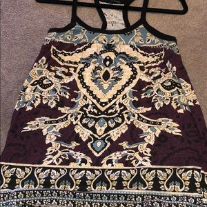 Truly Madly Deeply racerback top